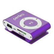 MP3 плеер Perfeo Titanium Lite, фиолетовый (PF_A4187)