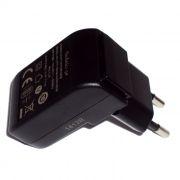 Зарядное устройство Defender EPA-11 220V->5V 1A USB, черное, в пакете (83545)