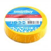 Изоляционная лента Smartbuy 0,13 x 15 мм x 10м, желтая (SBE-IT-15-10-y)
