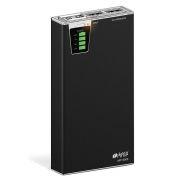 Зарядное устройство Hiper MP12500, 12500 мА/ч, 2xUSB, черное (1203164)