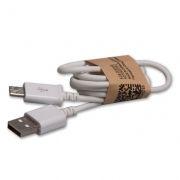 Кабель USB 2.0 Am=>micro B - 1.0 м, белый, Ritmix RCC-110
