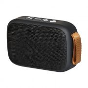 Мини аудио система DEFENDER Enjoy S300 Bluetooth, MP3, FM, черная (65681)