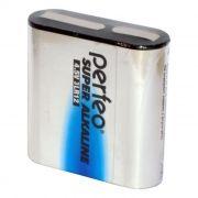 Батарейка 4.5V Perfeo 3LR12/1SH Super Alkaline, щелочная, термопленка