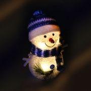 Декоративный светильник КОСМОС 119 снеговик