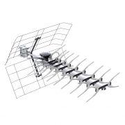Антенна наружная для цифрового ТВ DVB-T2, пассивная, Rexant RX-412 (34-0412)