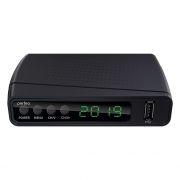 Цифровой телевизионный ресивер DVB-T2/C PERFEO STREAM (PF_A4351)