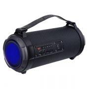 Колонка 1.0 Perfeo PF_A4318, Bluetooth, MP3, FM, 14W, 2200 мАч, черная