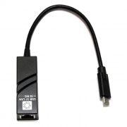 Сетевая карта USB Type C - RJ45 1 Гбит/с, 5bites (UA3C-45-07BK)