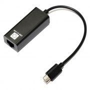 Сетевая карта USB Type C - RJ45 10/100 Мбит/с, 5bites (UA3C-45-08BK)
