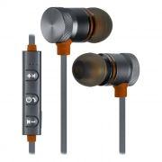 Гарнитура Bluetooth DEFENDER B710 OutFit, черно-оранжевая (63712)