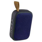 Колонка 1.0 Perfeo BRICK, Bluetooth, MP3, 3W, 500 мАч, синяя (PF_A4321)