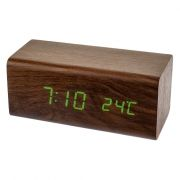 Часы будильник Perfeo BLOCK