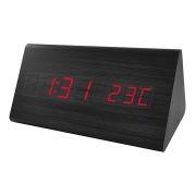 Часы будильник Perfeo PYRAMID