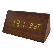 Часы будильник Perfeo PF-S710T PYRAMID