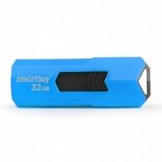 32Gb SmartBuy Stream Blue USB 2.0 (SB32GBST-B)