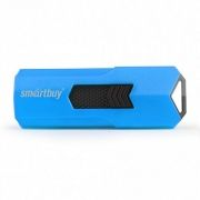 64Gb SmartBuy Stream Blue USB 2.0 (SB64GBST-B)