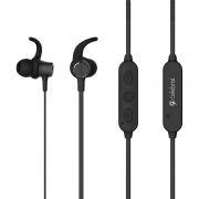 Гарнитура Bluetooth Celebrat A8, вставная, магнитная, спорт, черная (0L-00039984)