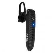 Гарнитура Bluetooth Hoco E18 Silo, вставная, моно, черная (0L-00037584)