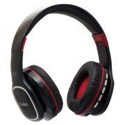 Гарнитура Bluetooth Inkax HP-07, MP3, накладная, черно-красная (0L-00038545)