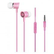 Гарнитура Hoco M37 Pleasant Pink, вставная (0L-00039769)