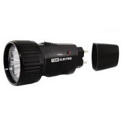 Фонарь TDM Компакт 4, аккумуляторный, зарядка 220В, черный, 5 LED (SQ0350-0001)