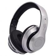 Гарнитура Bluetooth LP STN13, MP3, FM, накладная, серая (0L-00038724)