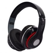 Гарнитура Bluetooth LP STN13, MP3, FM, накладная, черная (0L-00038720)