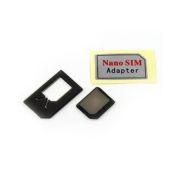 Набор адаптеров LP для SIM-карт, Nano-SIM->SIM/Micro-SIM (CD126195)