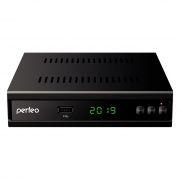 Цифровой телевизионный ресивер DVB-T2/C PERFEO MEDIUM (PF_A4487)