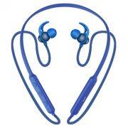 Гарнитура Bluetooth Hoco ES11 Maret, вставная, синяя (0L-00039995)