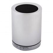 Колонка 1.0 BES-M101 Bluetooth, MP3/FM/AUX, серебристая (0L-00036754)