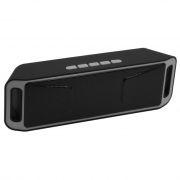 Колонка 1.0 S208 Bluetooth, MP3/FM/AUX, черная (0L-00029220)