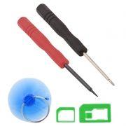 Набор отверток для iPhone/iPad, 5 предметов, Baku BK-7296 (SM001456)