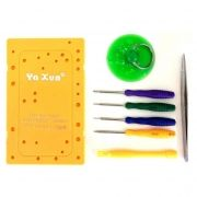 Набор отверток для iPhone/iPad, 8 предметов, Yaxun YX-684 (CD128275)