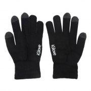Перчатки для работы на сенсорной поверхности Glove, размер M, черные (R0001014)
