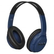 Гарнитура Bluetooth DEFENDER B520 FreeMotion, синяя (63522)