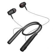 Гарнитура Bluetooth AKAI HD-204B, внутриканальная, спортивная, шейный обод, черная