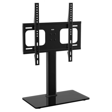 Настольная подставка для ТВ 26...55, KRON PT1, чёрная