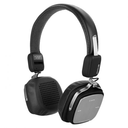 Гарнитура Bluetooth REMAX RB-200HB, накладная, черная (0L-00035093)