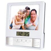 Часы радио с фоторамкой Perfeo PF-S6005 FOTO