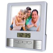 Часы радио с фоторамкой Perfeo FOTO