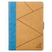 Чехол-книжка для iPad Air RICH BOSS Executive Case, кофе/синий (R0001362)