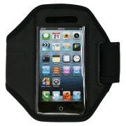 Чехол универсальный на руку для телефона/плеера, 50x110мм, черный, LP Armband (CD120940)