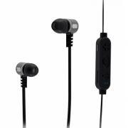 Гарнитура Bluetooth RITMIX RH-425BTH, MP3, вставная, черная