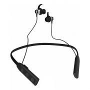 Гарнитура Bluetooth RITMIX RH-428BTH, MP3, вставная, спортивная, шейный обод, черная