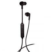 Гарнитура Bluetooth Perfeo TYRO, вставная, черная (PF_A4298)