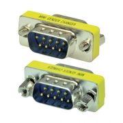 Переходник COM-порта  DB9M->DB9M, KS-is KS-367