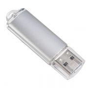4Gb Perfeo E01 Silver Economy Series USB 2.0 (PF-E01S004ES)