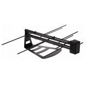 Антенна комнатная для ТВ, UHF, DVB-T2, пассивная, Rexant RX-265 (34-0265)