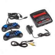 Игровая приставка 16-bit Sega Magistr Drive 2 Little 65 игр, 2 джойстика, кабель AV, адаптер